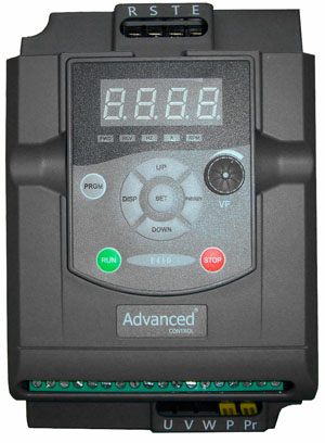 Advanced Control ACS E200